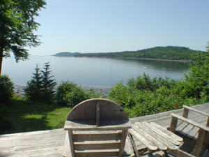Big Bay Cottage, Bocabec, New Brunswick    - Photo 2 - Not Applicable